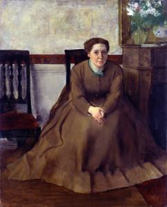 Art Prints of Victoria Dubourg by Edgar Degas