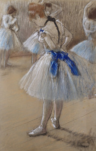 Art Prints of Dancer by Edgar Degas