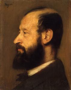 Art Prints of Joseph Henri Altes by Edgar Degas