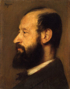 Art Prints of Joseph Henri Altes by Edgar Degas