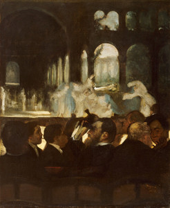 Art Prints of The Ballet from Robert le Diable by Edgar Degas