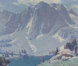 Art Prints of Mountain Landscape by Edgar Payne