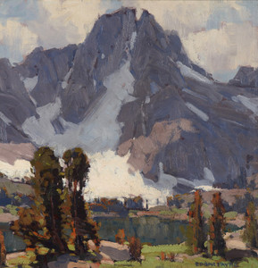 Art Prints of The High Sierras by Edgar Payne