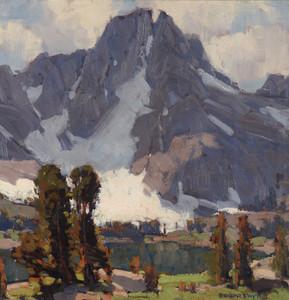 Art Prints of The High Sierras by Edgar Payne