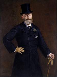Art Prints of Antonin Proust by Edouard Manet