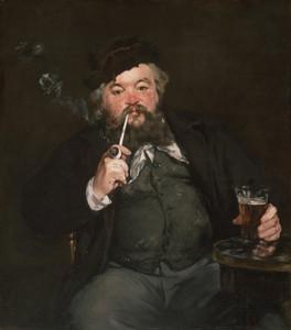 Art Prints of Le Bon Bock by Edouard Manet