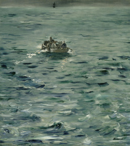 Art Prints of Rochefort's Escape by Edouard Manet