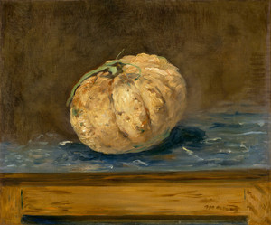 Art Prints of The Melon by Edouard Manet