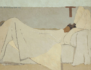 Art Prints of In Bed by Edouard Vuillard