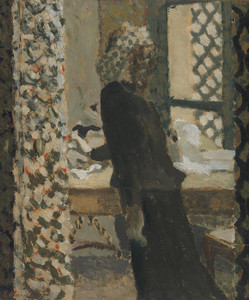 Art Prints of De Bof or The Mumps by Edouard Vuillard
