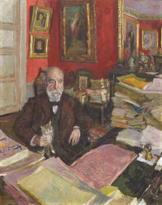 Art Prints of Theodore Duret by Edouard Vuillard