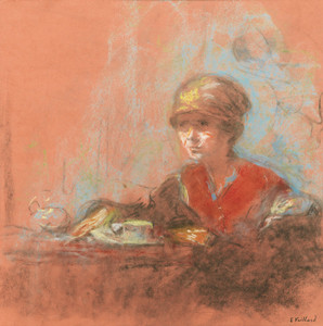 Art Prints of Study for Big Teddy by Edouard Vuillard