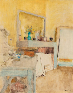 Art Prints of A Corner of the Vuillard House by Edouard Vuillard