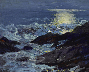 Art Prints of Sea and Cliffs by Edward Henry Potthast