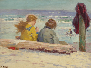Art Prints of The Chaperones by Edward Henry Potthast