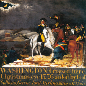 Art Prints of Washington at the Delaware, 1834 by Edward Hicks