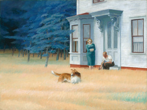 Art Prints of Cape Cod Evening by Edward Hopper
