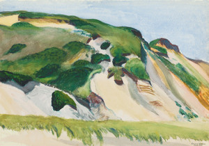 Art Prints of Dune at Truro by Edward Hopper