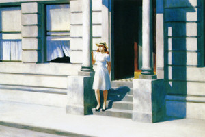 Art Prints of Summertime by Edward Hopper
