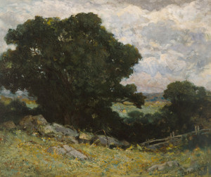 Art Prints of Landscape by Edward Mitchell Bannister