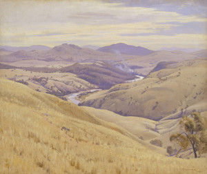Art Prints of Weetangera, Canberra by Elioth Gruner