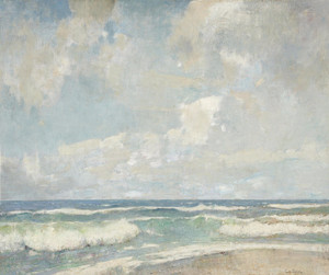 Art Prints of Opaline Sea by Emil Carlsen