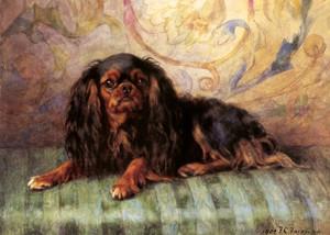 Art Prints of Babsy, Aunt Ada Reham's Dog by Frances Fairman