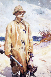 Art Prints of Old Tom by Frank Weston Benson
