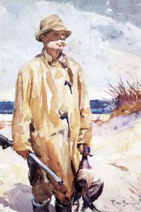 Art Prints of Old Tom by Frank Weston Benson