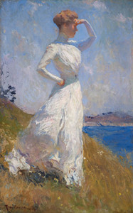 Art Prints of Sunlight by Frank Weston Benson