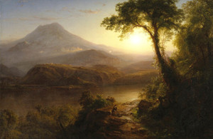 Art Prints of Tropical Scenery by Frederic Edwin Church