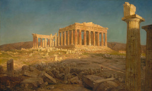 Art Prints of The Parthenon by Frederic Edwin Church