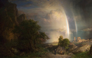 Art Prints of Aegean Sea by Frederic Edwin Church