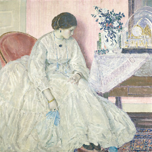 Art Prints of Memories by Frederick Carl Frieseke