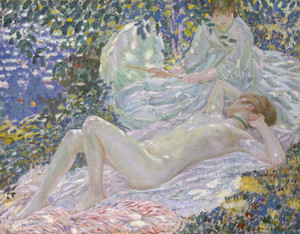 Art Prints of Summer by Frederick Carl Frieseke