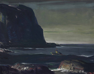 Art Prints of |Art Prints of Evening Swell by George Bellows