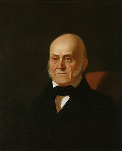 Art Prints of John Quincy Adams by George Caleb Bingham