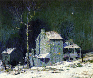 Art Prints of Evening by George Sotter