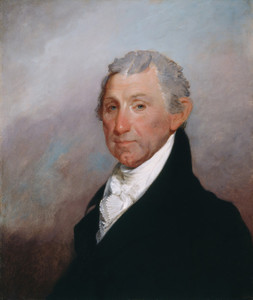 Art Prints of James Monroe by Gilbert Stuart