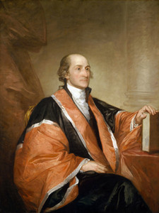 Art Prints of John Jay by Gilbert Stuart