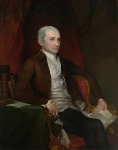 Art Prints of John Jay II by Gilbert Stuart