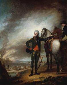 Art Prints of Louis Marie Vicomte de Noailles by Gilbert Stuart