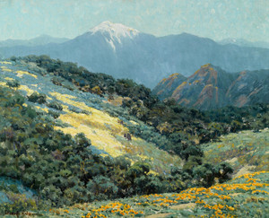 Art Prints of Valley Splendor by Granville Redmond