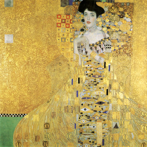 Art Prints of Adele Bloch Bauer 1907 by Gustav Klimt