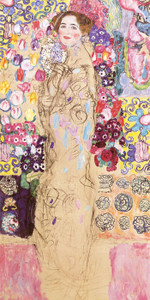 Art Prints of Portrait of Ria Munk III by Gustav Klimt