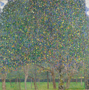Art Prints of The Pear Tree by Gustav Klimt
