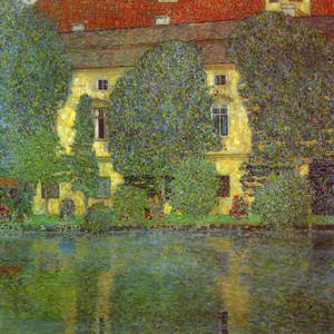 Art Prints of Schloss Kammer on the Attersee III 1910 by Gustav Klimt