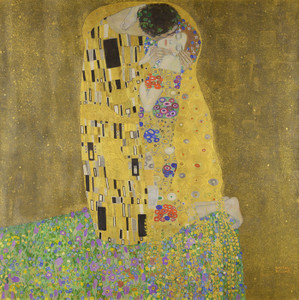 Art Prints of The Kiss by Gustav Klimt