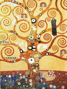 Art Prints of Tree of Life by Gustav Klimt