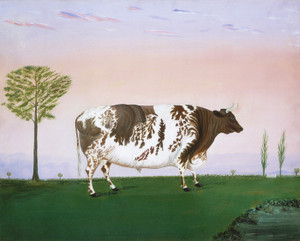 Art Prints of Prize Bull by H. Call
